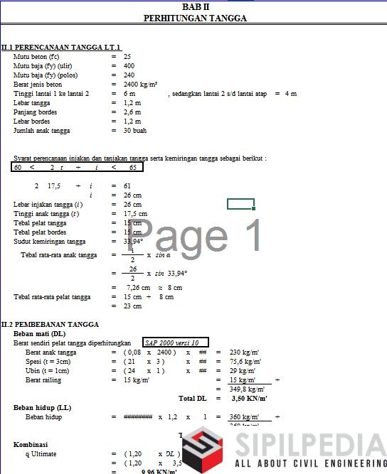 16 1 - Berat Jenis Beton Knm3