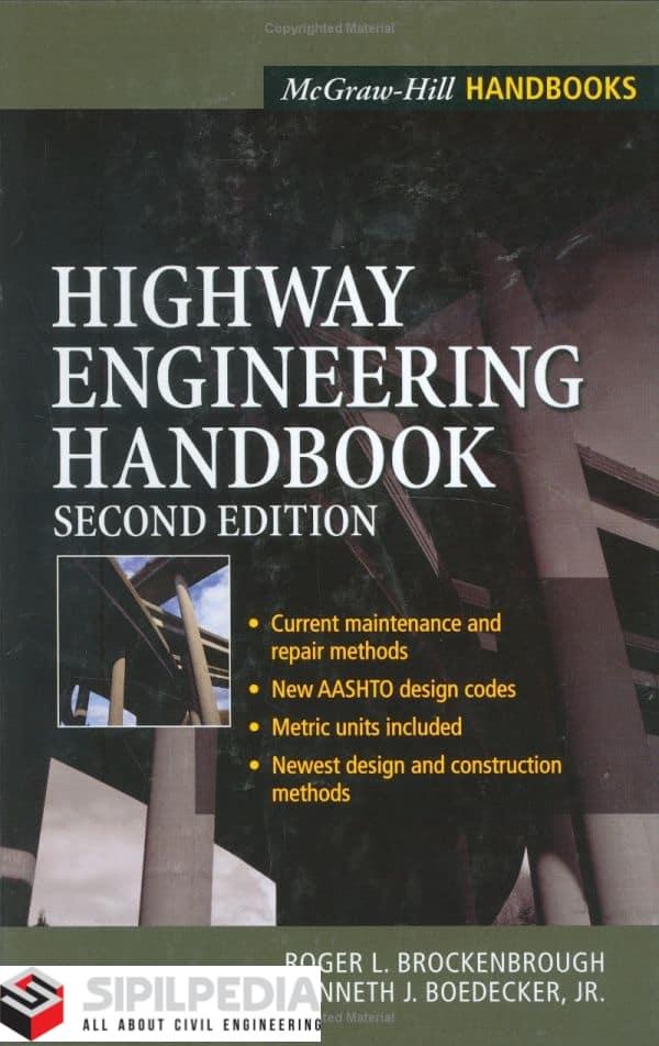 civil engineering handbook pdf